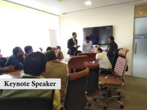 Keynote Speakers in India